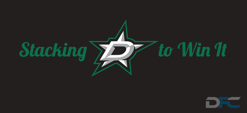 NHL Stacking to Win 12-1-15