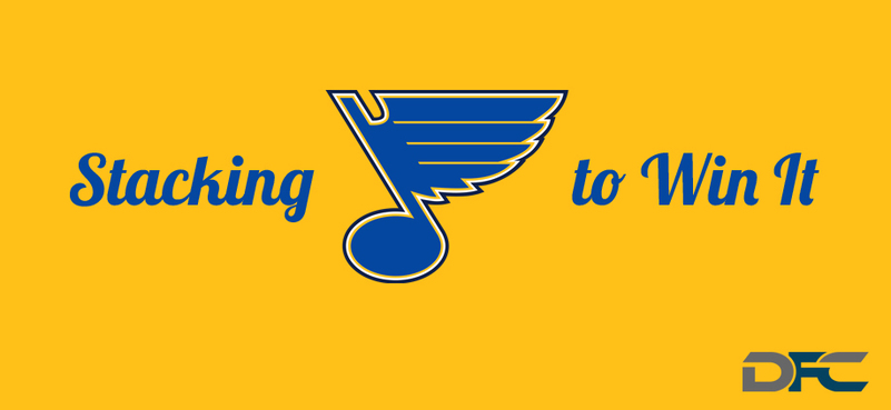 NHL Stacking to Win 12-08-15