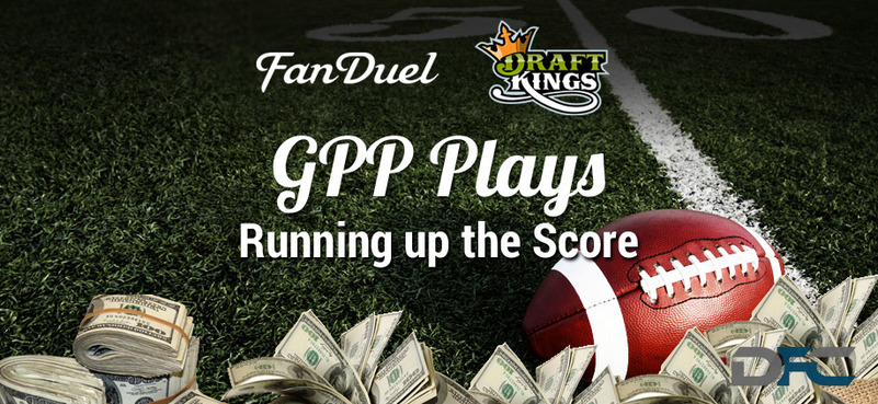 GPP Tournament Picks: NFL Week 17
