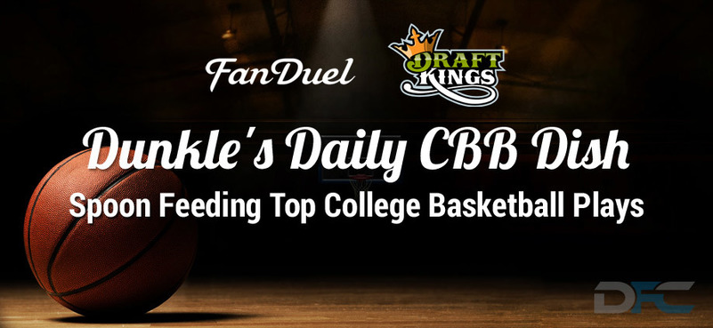 Dunkle's Daily CBB Dish 1-23-16