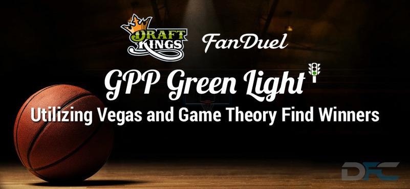 NBA GPP Green Light 3-11-16