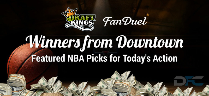 NBA Winners From Downtown: 3-16-16