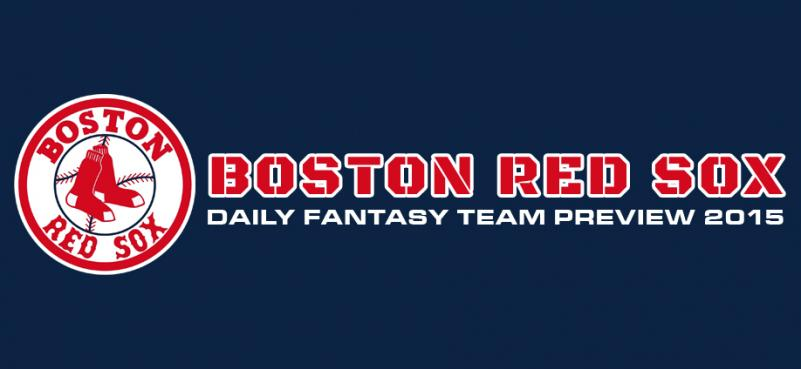 Boston Red Sox - Daily Fantasy Team Preview 2015