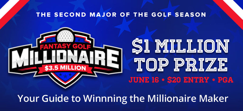 Guide to Winning the DraftKings Milly Maker: US Open