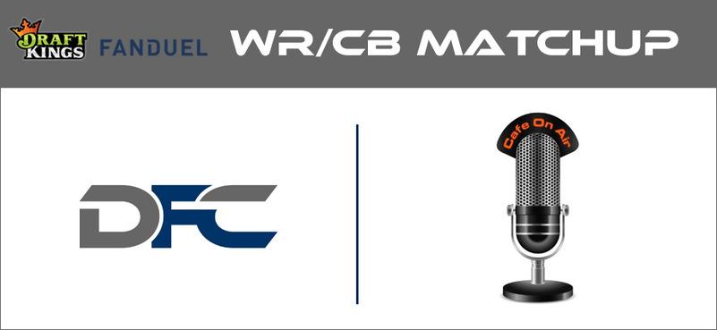 NFL Week 2: WR/CB Matchup Grades