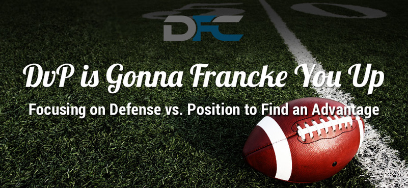 Defense Vs. Position: NFL Week 6