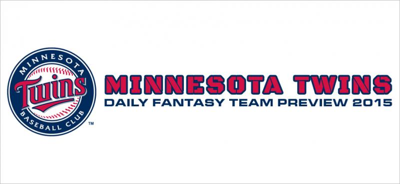 Minnesota Twins - Daily Fantasy Team Preview 2015