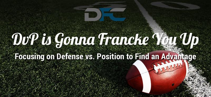 Defense Vs. Position: NFL Week 7