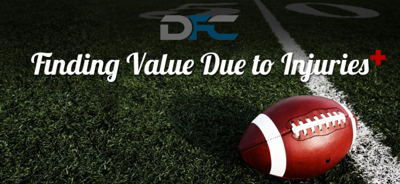 Finding Value Due to Injuries