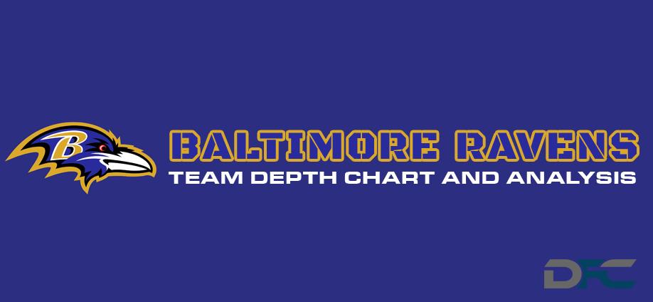 Baltimore Ravens Depth Chart 2017