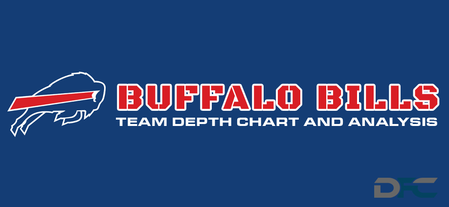Buffalo Bills Depth Chart