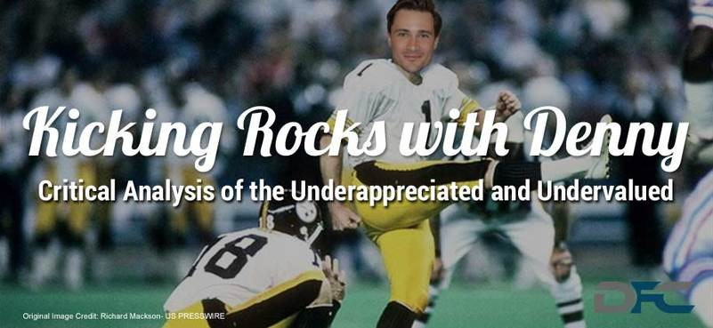 Kicking Rocks With Denny: Week 16