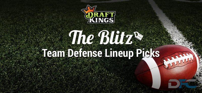 DraftKings Defense Analysis: NFL Wild Card Round
