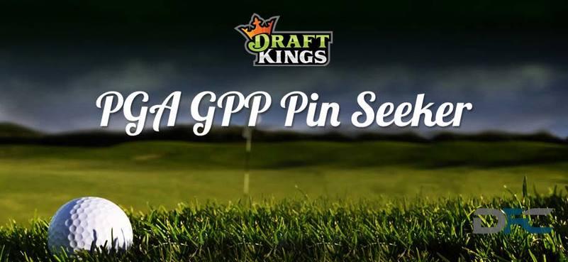 PGA GPP Pin Seeker: The Masters