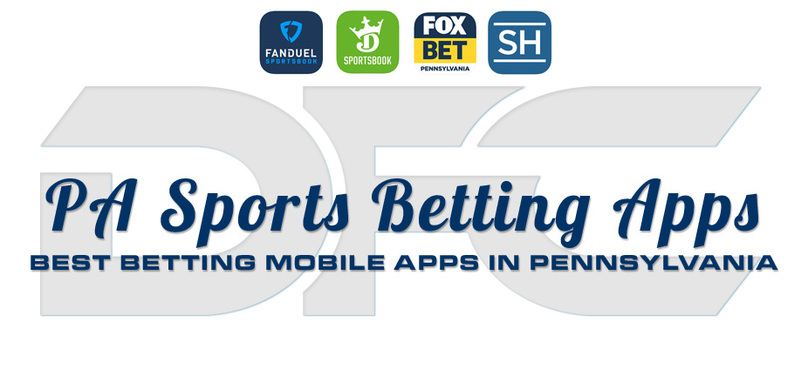 Pennsylvania Sports Betting Mobile Apps: Top 3 Sportsbooks in PA