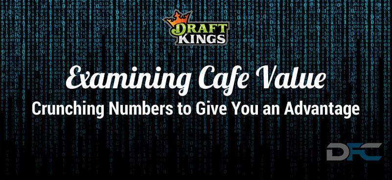 NFL Week 9: Examining DraftKings Cafe Value