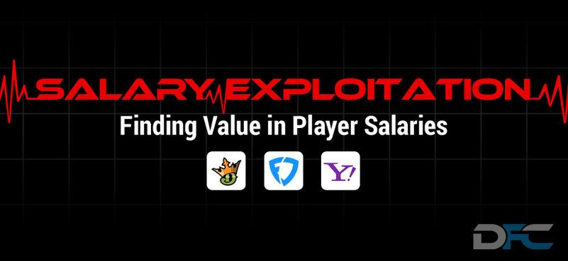 NFL Week 10: Salary Exploitation