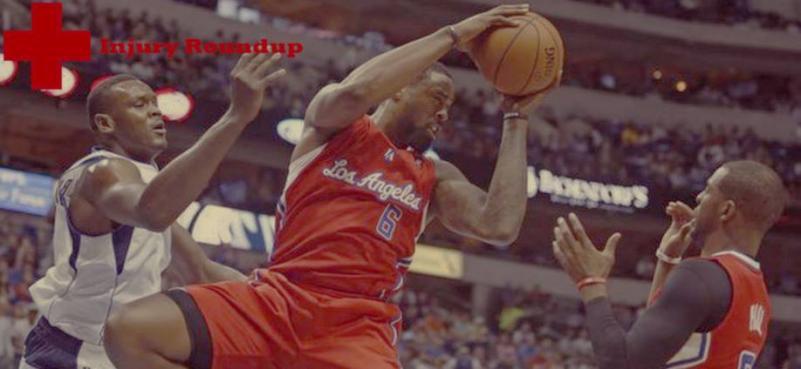 NBA Injury Roundup: 3-11-15