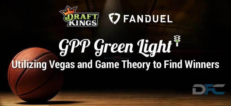 NBA GPP Green Light 3-21-18