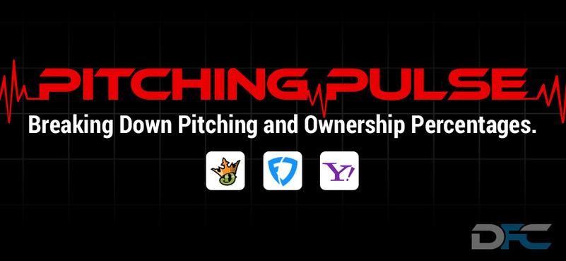 MLB Pitching Pulse: 5-11-18