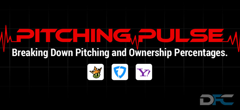 MLB Pitching Pulse: 5-25-18