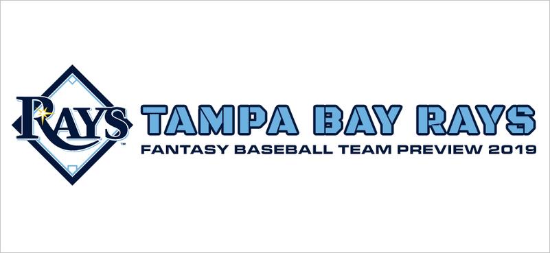 Tampa Bay Rays Fantasy Baseball Team Preview 2019