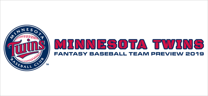Minnesota Twins Fantasy Baseball Team Preview 2019