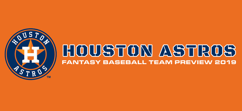 Houston Astros Fantasy Baseball Team Preview 2019