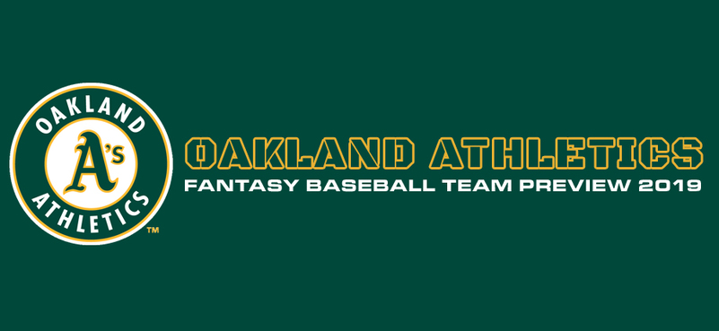 Oakland A's Fantasy Baseball Team Preview 2019