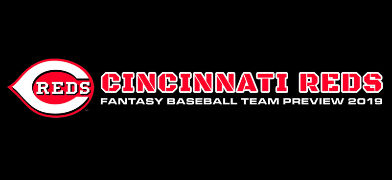 Cincinnati Reds Fantasy Baseball Team Preview 2019