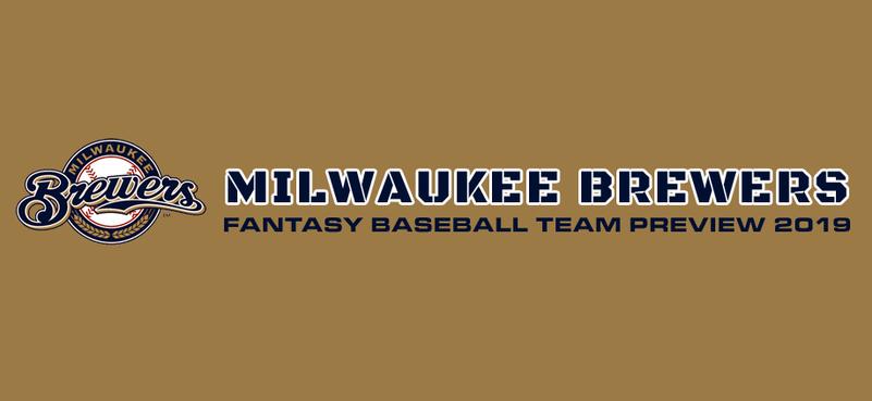 Milwaukee Brewers Fantasy Baseball Team Preview 2019