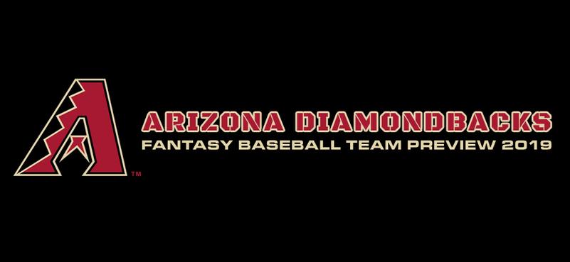 Arizona Diamondbacks Fantasy Baseball Team Preview 2019