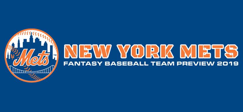 New York Mets Fantasy Baseball Team Preview 2019