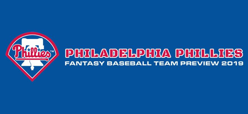 Philadelphia Phillies Fantasy Baseball Team Preview 2019