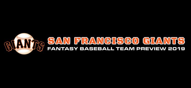 San Francisco Giants Fantasy Baseball Team Preview 2019