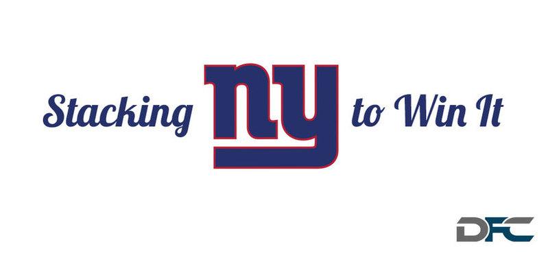 FanDuel & DraftKings NFL Week 4: Tournament Stacks