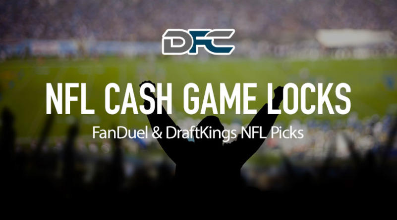 FanDuel & DraftKings NFL Week 5: Cash Game Locks