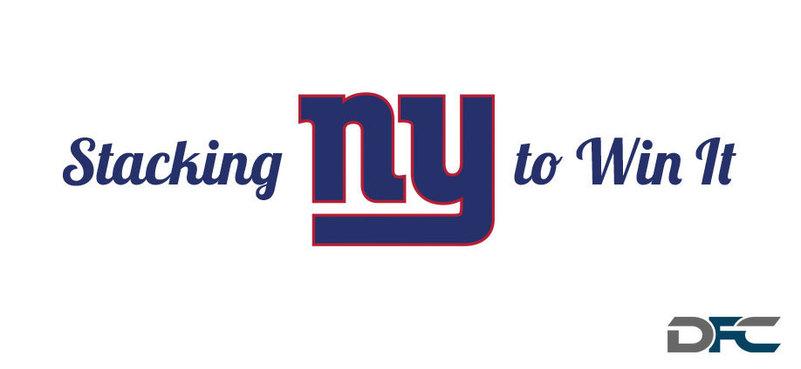 FanDuel & DraftKings NFL Week 7: Tournament Stacks