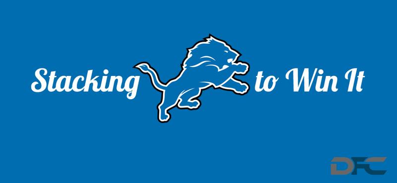 FanDuel & DraftKings NFL Week 9: Tournament Stacks