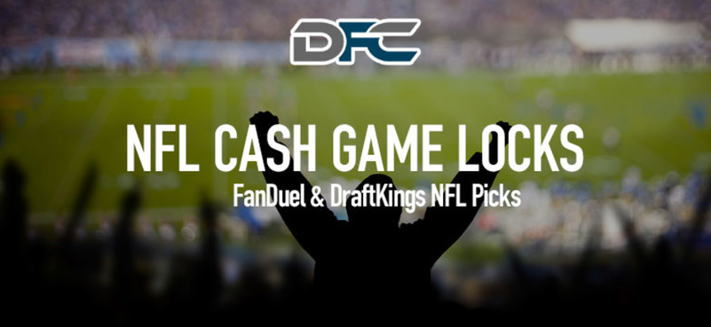 FanDuel & DraftKings NFL Wild Card Round: Cash Game Locks