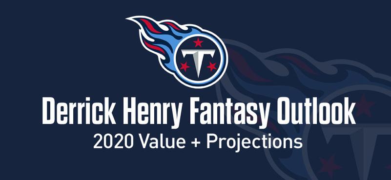 Derrick Henry Fantasy Football Value & Outlook 2020