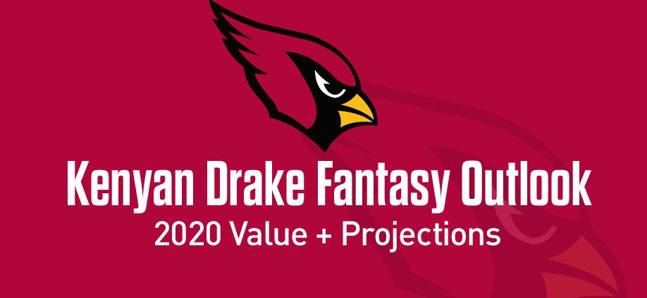 Kenyan Drake Fantasy Football Outlook & Value 2020