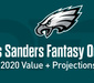 Miles Sanders Fantasy Outlook, Value, Projections 2020