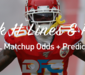 Week 11 NFL Lines & Odds: Matchup Predictions