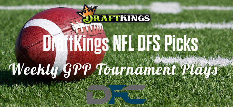 DraftKings Daily Fantasy GPP Tournament Picks - Wild Card