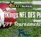 DraftKings Daily Fantasy GPP Tournament Picks - Wild Card