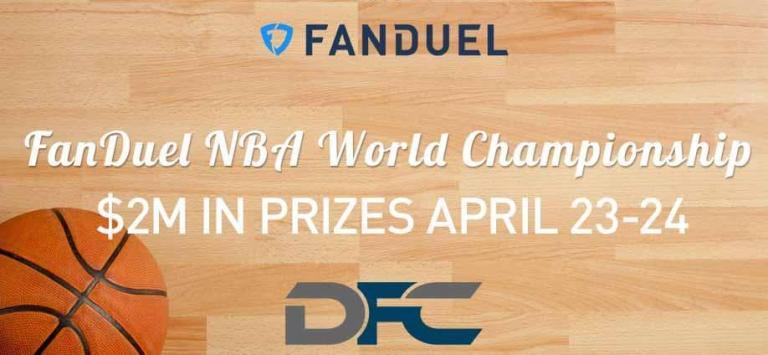 $2M FanDuel World Fantasy Basketball Championship