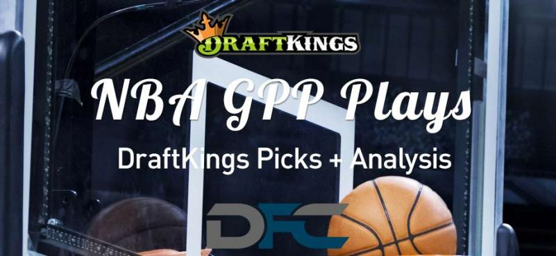DraftKings NBA GPP Plays: 2/12/21