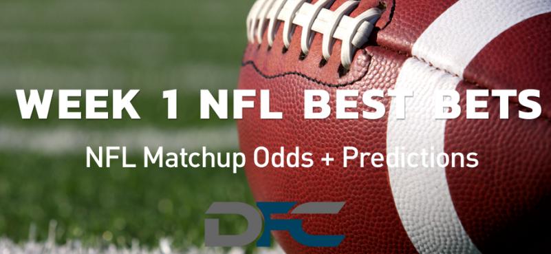 Week 1 NFL Best Bets