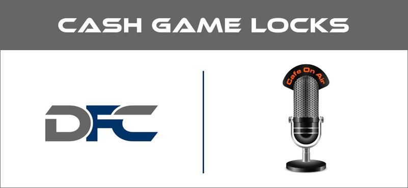 Cash Game Locks: NFL Week 1